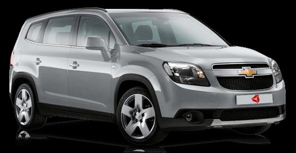 2018 2019 Chevrolet Orlando