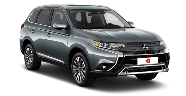 Новый Mitsubishi Outlander 2019 | фото, цена в 2019 году