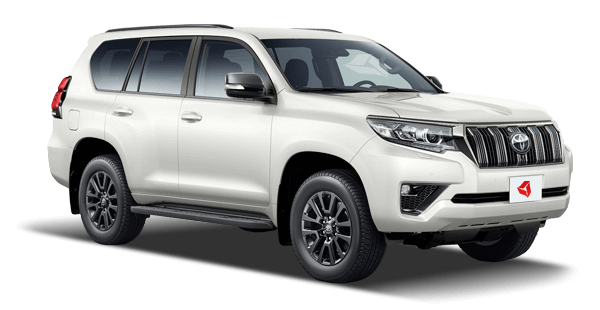 Купить Тойота Прадо цена 2018-2019 на Toyota Land Cruiser Prado ... a0174447da5