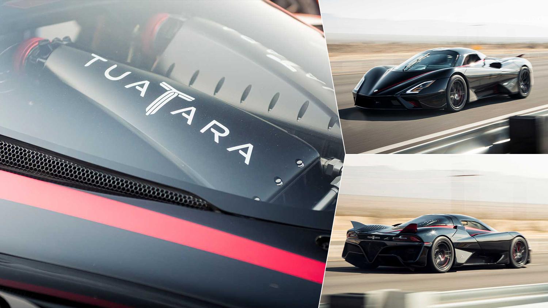 SSC Tuatara ставит рекорд, Bugatti готовит ответный удар