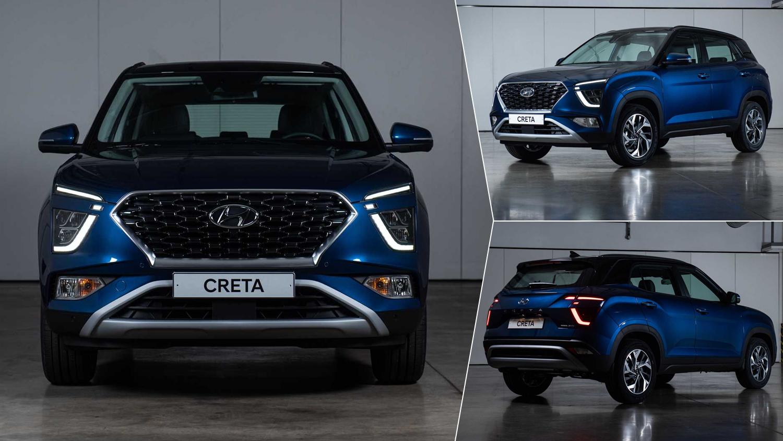4 факта о новой Hyundai Creta, которые вы не знали