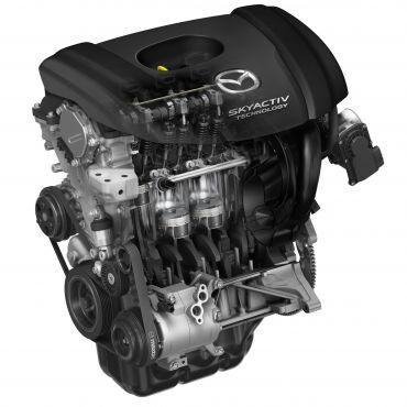 Motor mazda 3 1.6 diesel