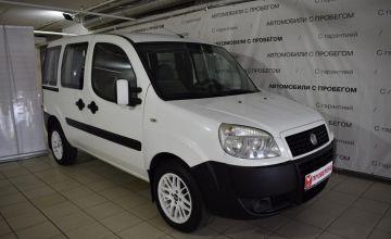 Купить фиат добло в москве в автосалоне кредит от автосалона без банка в москве