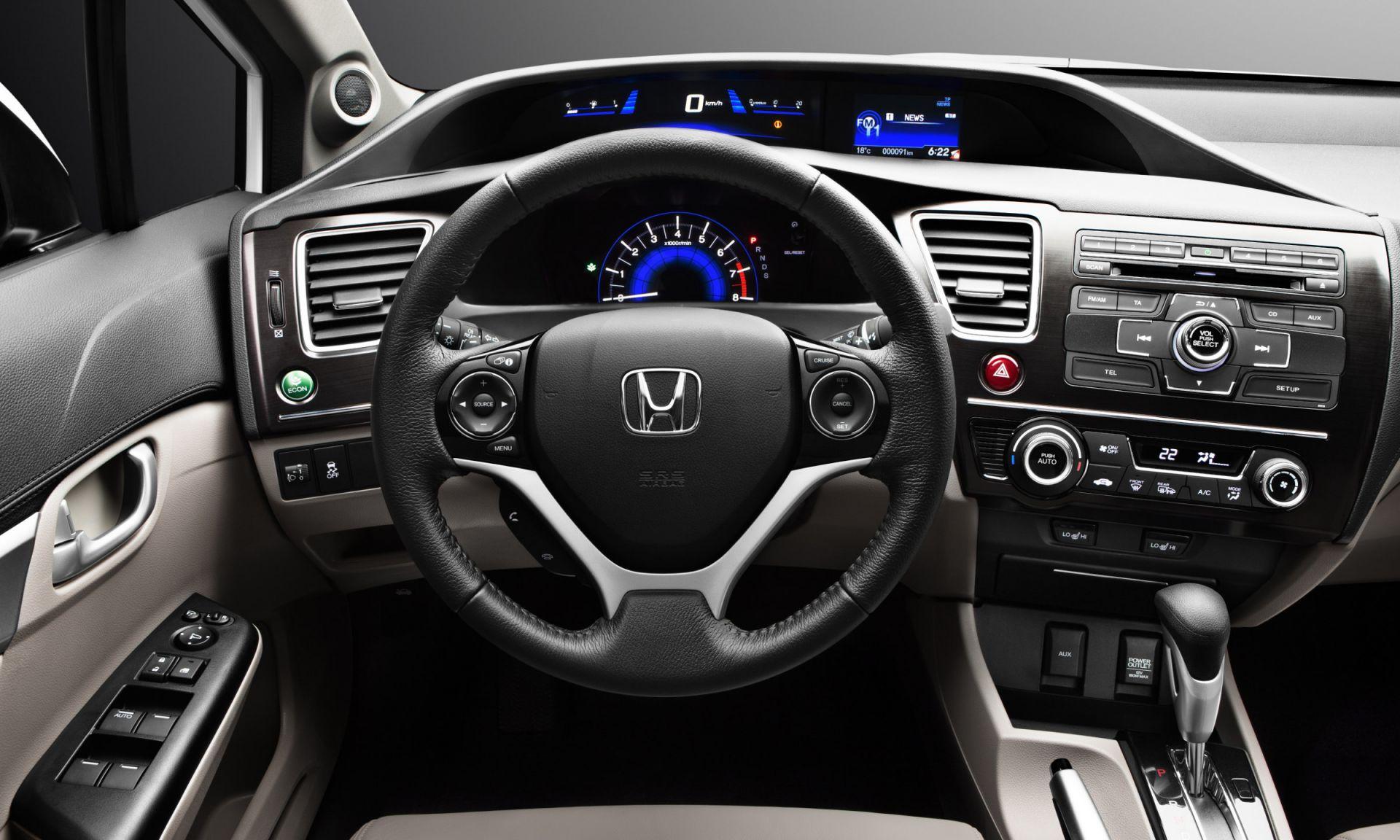 Хонда цивик цены автосалона москва автосалоны в рассрочку в москве